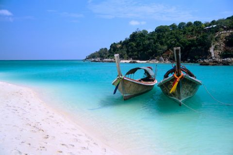 African Beach Holiday