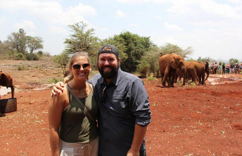 David Shedrick Elephant Orphanage