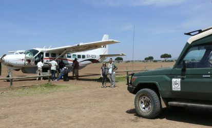Kenya Flying Safari