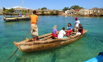 Wasini Island Day Tour