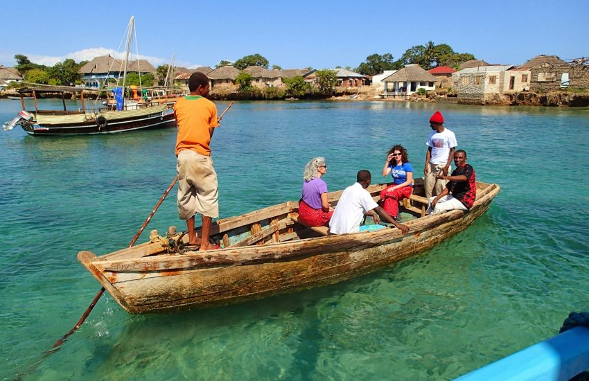 Wasini Island Day Tour