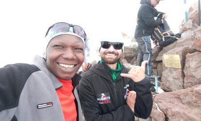 Mount Kenya Trekking