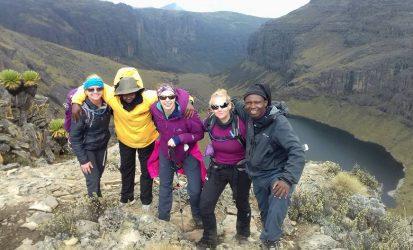 Mount Kenya Trekking Adventure