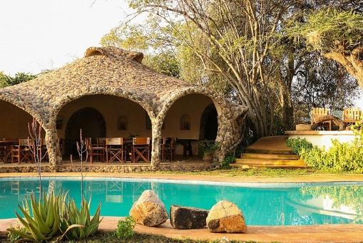 Lewa House Pool