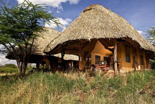 Lewa Safari Tent