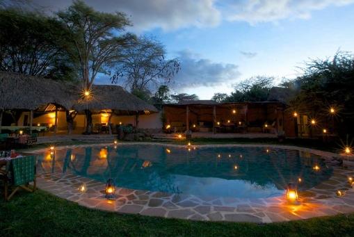 Lewa Safari Pool