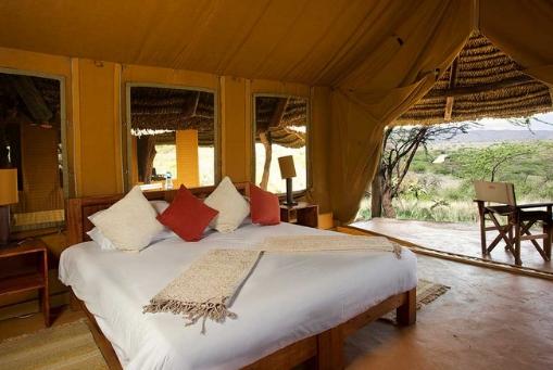 Lewa Safari Room