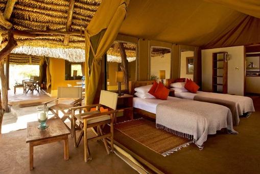 Lewa Safari Room 2