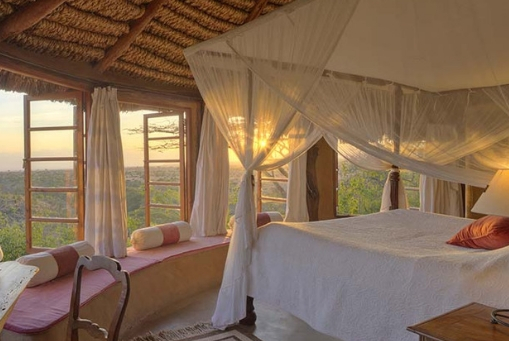 lewa wilderness room
