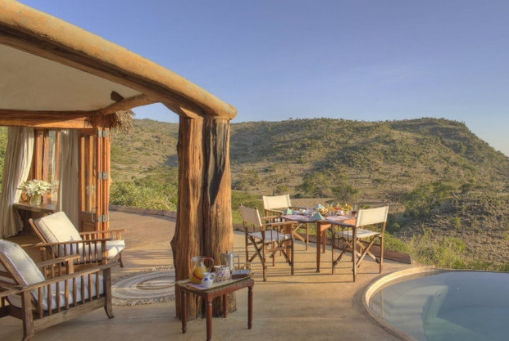lewa wilderness veranda