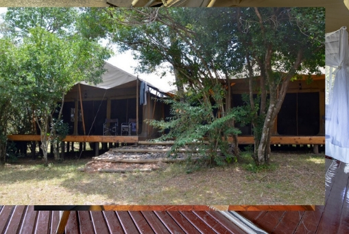 Mara Crossings Camp