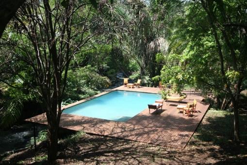 Rhino River Pool