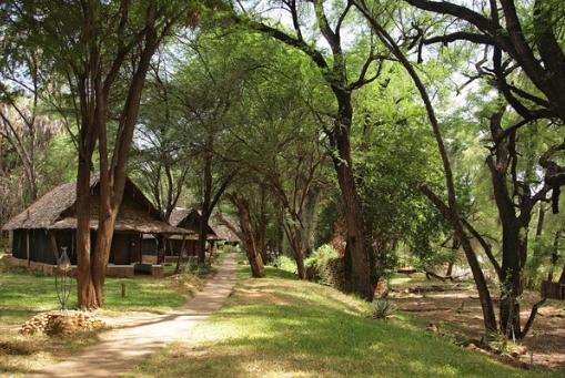 Samburu Game Lodge