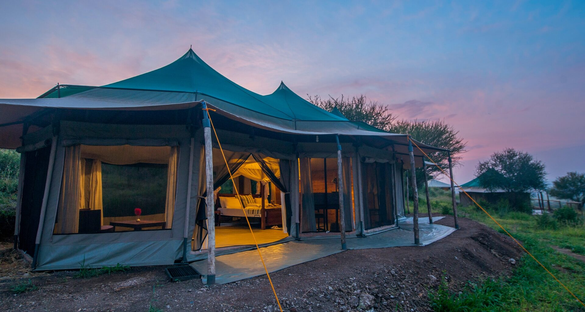 Acacia Tarangire Luxury Camp