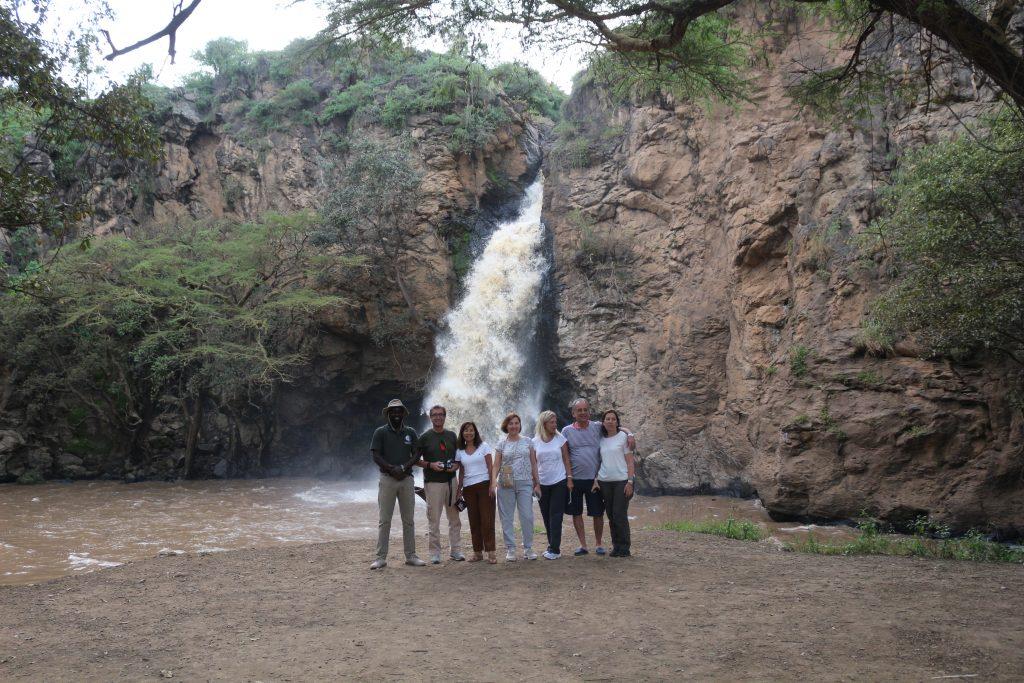 Lake Nakuru -Makalia Falls