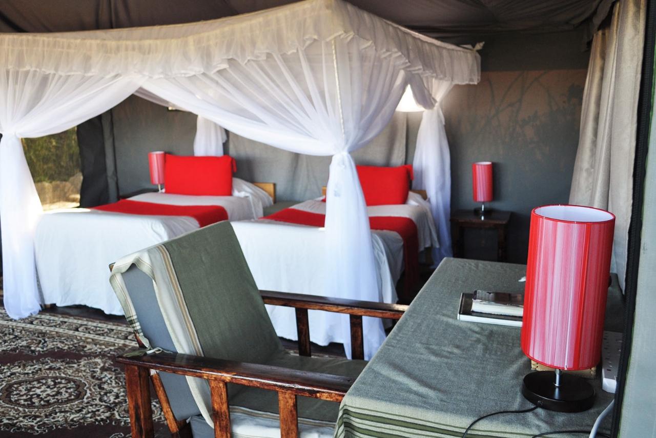 Zebra Plains Mara Camp