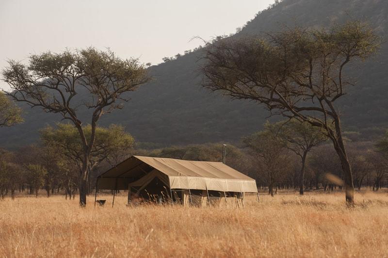 Serengeti Kati Kati Tented Camp