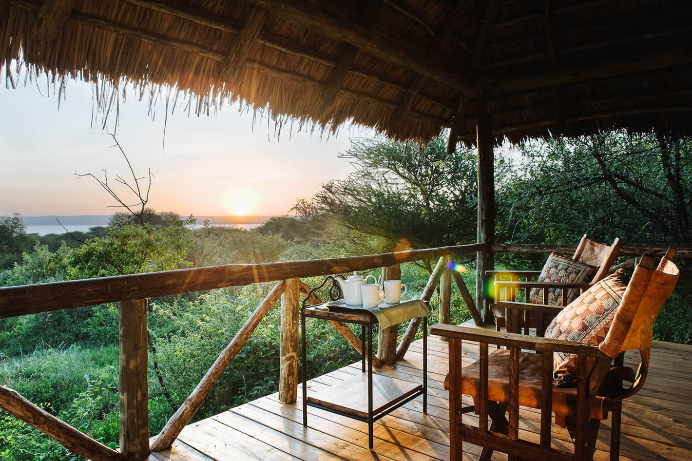 Lake Burunge Tented Lodge