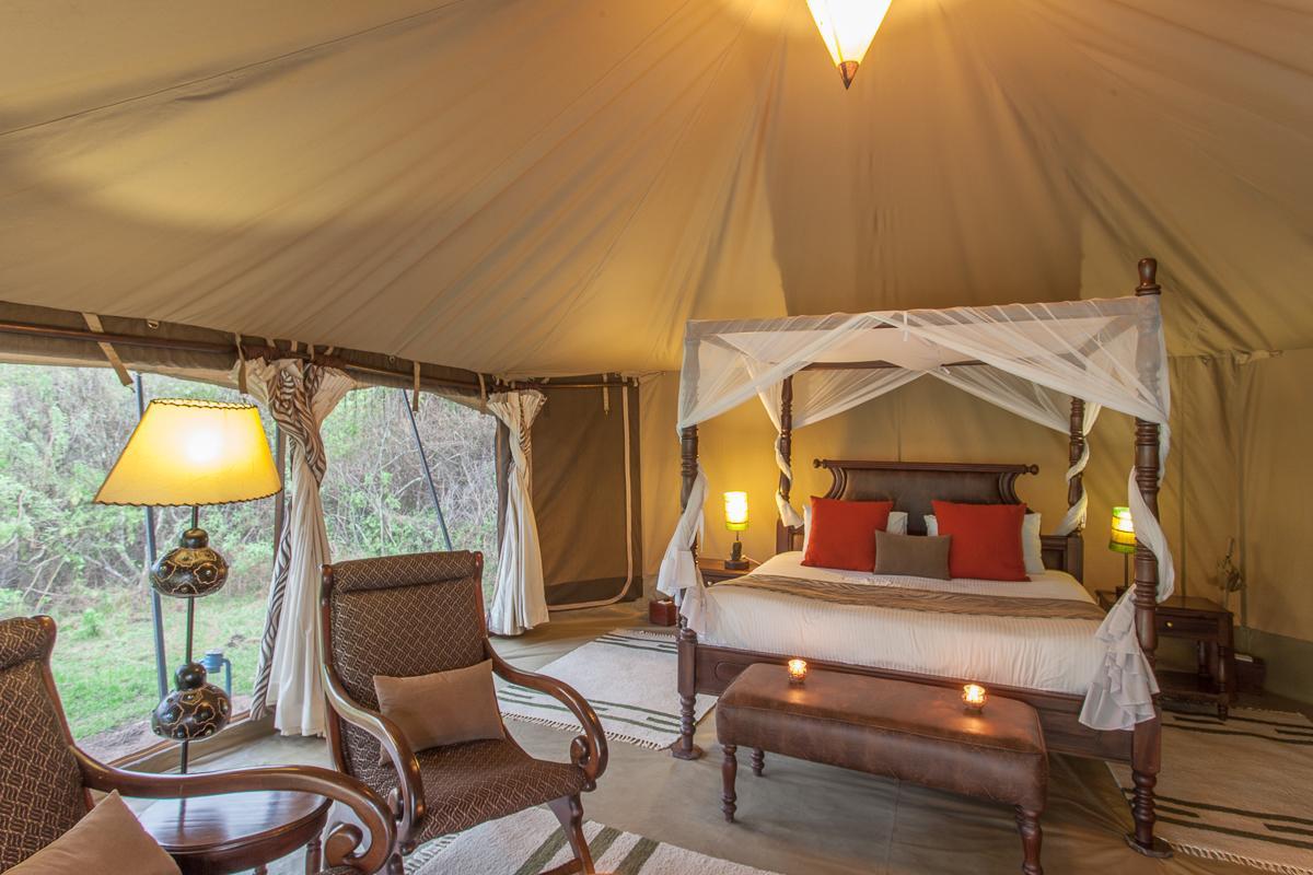 Mara Ngenche Camp