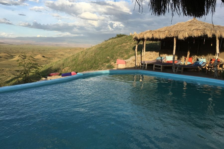 Romantic Accommodation in masai mara