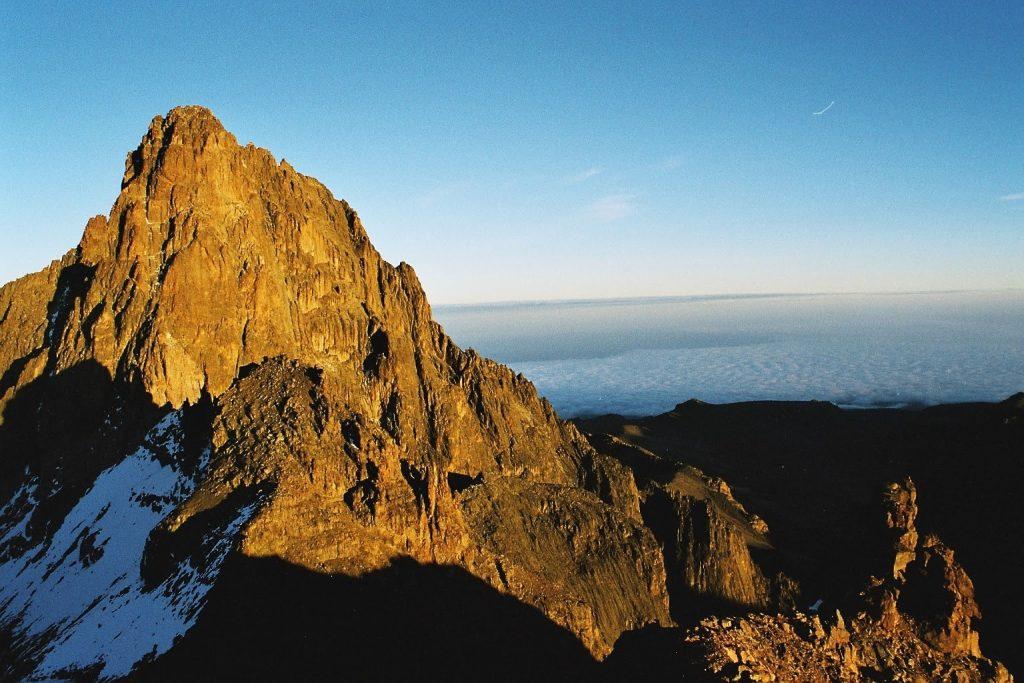 Mount Kenya photography