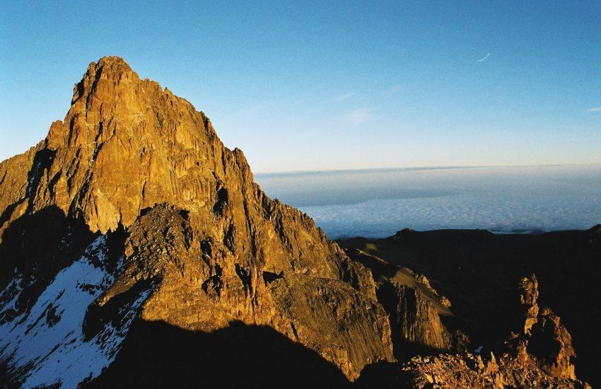 Mount Kenya Summit