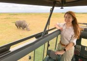 Is safari in Kenya safe for female travellers?
